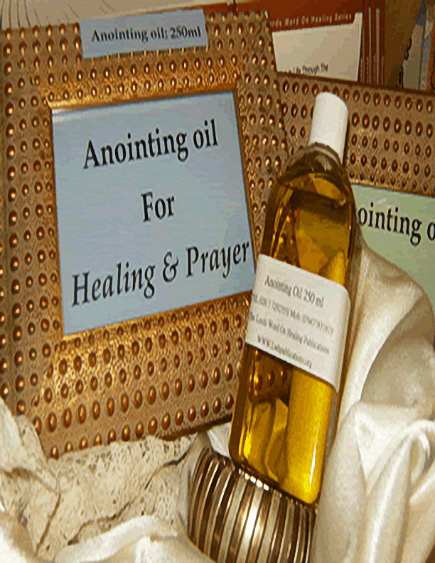 Anointing Oil - Help For Infertility And Struggling To ...